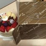 ベジタブル ナ スタイル リストロ - 料理写真:外箱と中身