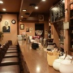 コーヒークラブ - 1階店内の雰囲気