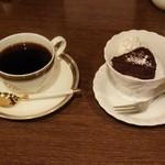 コーヒークラブ - コーヒークラブセット680円