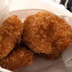 佐賀牛・犬鳴ポーク専門店 たつみや食品 - 料理写真:コロッケ65円
