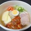 平和苑 - 料理写真:冷 麺