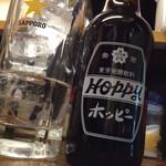 釧路食堂 - ホッピー