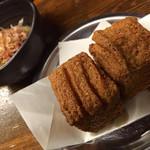 釧路食堂 - カリカリ豆腐