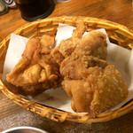 釧路食堂 - 骨なしザンギ