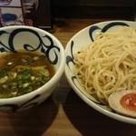 周月 - つけ麺大盛り(400g)