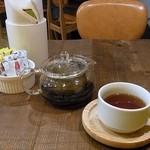 マンチーズ - プーアール茶