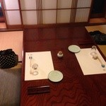 祇園割烹新山  - お座敷