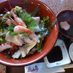 34848849 - 魚山丼