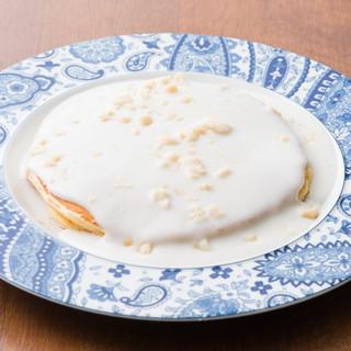フォーティナイナーパンケーキ