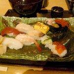小樽 魚○ - 握り御膳
