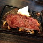 ビストロ・ダンザ - ステーキ