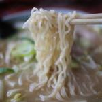 麺屋秀吉 - 麺~(納豆みそラーメン)