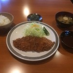 34850064 - ロースかつ定食