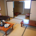 ぐらん炭 - 2階の和室