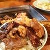 焼肉ありもと - 料理写真:焼き肉丼