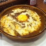 ジロー珈琲 - 焼きカレードリア
