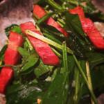 SO-TEN - ほうれん草のサラダ