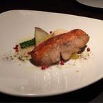 34852299 - 季節の魚のアクアパッツア