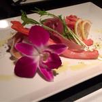 34852300 - ズワイガニと京野菜のピクルス