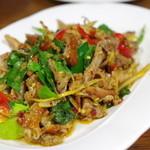 ピラブカウ - 料理写真:ペットヤーンパッキーマオ