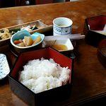 ぎんぱ - 料理写真:魚定食