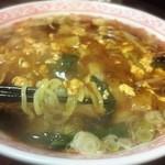 リトルチャイナ - 酸辣湯麺