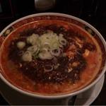 中華麺食堂かなみ屋 - 四川麻婆担々麺