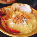 麺場 田所商店 - 九州麦味噌 炙りチャーシュー