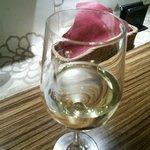 カフェCouCou - グラス白ワイン