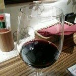 カフェCouCou - グラス赤ワイン