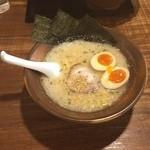らーめん岩本屋 - 塩ラーメン