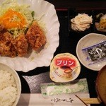 居酒屋 阿部 - ランチ(日替わりワンコイン)