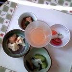 レストラン・ル・コパン - 前菜