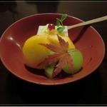 普茶料理 梵 - 美しい水菓子