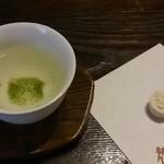 普茶料理 梵 - まずは干菓子♪