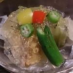 普茶料理 梵 - 涼しげな初夏のお料理
