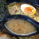 とんがら亭 - スープ