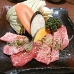 34863825 - 上焼肉定食