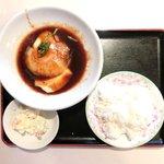 徐福万来集 - 開片フカヒレの定食 1000円