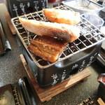 34864556 - 焼き魚3種。日本酒が欲しくなる~(笑)