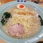ラーメン青木亭 - ラーメン(醤油・中)