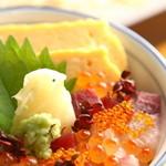 彩蕎庵 吉遊 - 海鮮ちらし丼