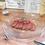山芳ばる - 熟成肉刺