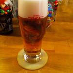 スタンディングバー ベル - 生ビール450円