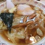 春木屋 - わんたん麺(1200円)