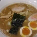 三ツ矢堂製麺 - ラーメン¥780