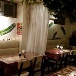 Asian Dining & Bar SITA - 奥のテーブル