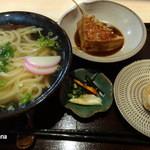 花むら うどん店 - 料理写真:おでんセット(600円)