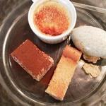 Orientaldining蓮 - デザート4種