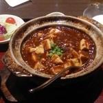 Touhoukou - マーボー豆腐ランチ